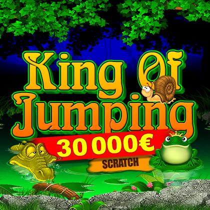 รีวิวสล็อต King of Jumping Scratch