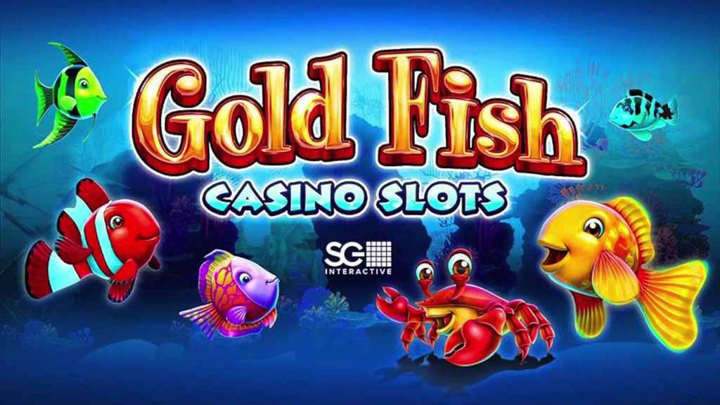 สล็อต Goldfish Gold